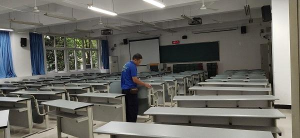 重庆学校搬迁案例