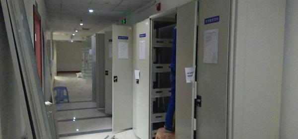 重庆移动公司拆卸安装案例