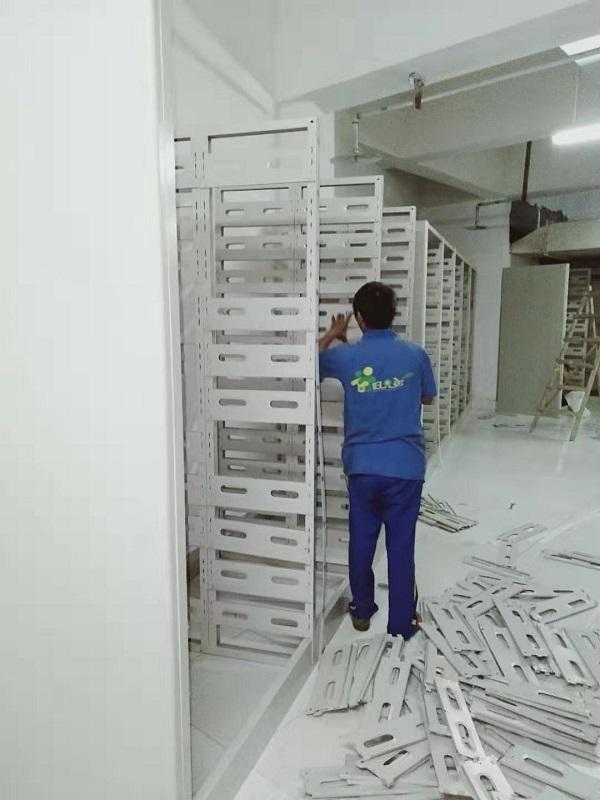 移动公司拆卸搬运案例